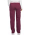 Photograph of Dickies Essence Mid Rise Tapered Leg Pull-on Pant in Wine