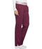 Photograph of Dickies Essence Women's Mid Rise Tapered Leg Pull-on Pant Red DK140-WIN