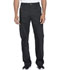 Photograph of Essence Men's Men's Drawstring Zip Fly Pant Black DK160-BLK