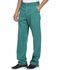 Photograph of Essence Men's Men's Drawstring Zip Fly Pant Green DK160-HUN