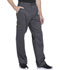 Photograph of Essence Men's Men's Drawstring Zip Fly Pant Gray DK160-PWT