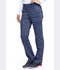 Photograph of Dickies Advance Mid Rise Tapered Leg Rib Knit Waist Pant in D Navy Twist