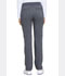 Photograph of Advance Women's Mid Rise Tapered Leg Rib Knit Waist Pant Pewter Twist DK165-PWTT