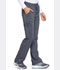 Photograph of Dickies Advance Mid Rise Boot Cut Drawstring Pant in Pewter Twist