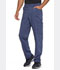 Photograph of Dickies Advance Men's Natural Rise Straight Leg Pant in D Navy Twist