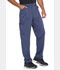 Photograph of Advance Men's Men's Natural Rise Straight Leg Pant Blue DK180-NAVT