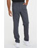 Photograph of Advance Men's Men's Natural Rise Straight Leg Pant Pewter Twist DK180-PWTT