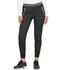 Photograph of Dickies Dynamix Women's Natural Rise Tapered Leg Jogger Pant Black DK185-BLK