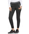 Photograph of Dickies Dynamix Women Natural Rise Tapered Leg Jogger Pant Black DK185-BLK