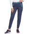 Photograph of Dickies Dynamix Women Natural Rise Tapered Leg Jogger Pant Blue DK185-NAV