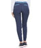 Photograph of Dickies Dynamix Women's Natural Rise Tapered Leg Jogger Pant Blue DK185-NAV