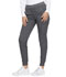 Photograph of Dynamix Women's Natural Rise Tapered Leg Jogger Pant Gray DK185-PWT