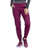 Photograph of Dickies Dynamix Women Natural Rise Tapered Leg Jogger Pant Red DK185-WIN