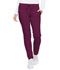 Photograph of Dickies Dynamix Women Natural Rise Skinny Drawstring Pant Red DK190P-WIN