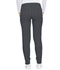 Photograph of Dynamix Women's Natural Rise Skinny Drawstring Pant Gray DK190-PWT