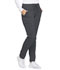 Photograph of Dickies Dynamix Natural Rise Skinny Drawstring Pant in Pewter