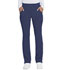 Photograph of Dickies Advance Mid Rise Tapered Leg Pull-on Pant in D-Navy