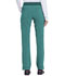 Photograph of Dickies Advance Mid Rise Tapered Leg Pull-on Pant in Teal Blue