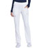 Photograph of Dickies Advance Mid Rise Tapered Leg Pull-on Pant in White