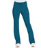 Photograph of Dickies Advance Mid Rise Boot Cut Drawstring Pant in Caribbean Blue