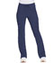 Photograph of Dickies Advance Mid Rise Boot Cut Drawstring Pant in D-Navy
