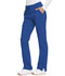 Photograph of Dickies Advance Mid Rise Boot Cut Drawstring Pant in Royal