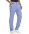 Photograph of Dickies Advance Men's Straight Leg Zip Fly Cargo Pant in Ciel Blue