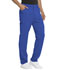 Photograph of Dickies Advance Men's Straight Leg Zip Fly Cargo Pant in Royal