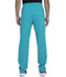 Photograph of Dickies Advance Men's Straight Leg Zip Fly Cargo Pant in Teal Blue