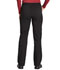 Photograph of Dickies Dickies Balance Mid Rise Tapered Leg Drawstring Pant in Black
