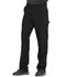 Photograph of Dickies Balance Men's Men's Mid Rise Straight Leg Pant Black DK220-BLK