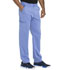 Photograph of Dickies Balance Men's Men's Mid Rise Straight Leg Pant Blue DK220-CIE
