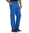 Photograph of Dickies Balance Men's Men's Mid Rise Straight Leg Pant Blue DK220-ROY