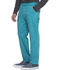Photograph of Dickies Dickies Balance Men's Mid Rise Straight Leg Pant in Teal Blue