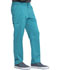 Photograph of Dickies Balance Men Men's Mid Rise Straight Leg Pant Blue DK220-TLB