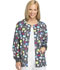 Photograph of Dickies Dickies Prints Snap Front Warm-Up Jacket in Have A Laugh