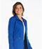 Photograph of Dickies Essence Women's Warm-up Jacket Blue DK302-GAB