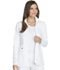 Photograph of Essence Women Warm-up Jacket White DK302-WHT