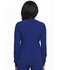 Photograph of EDS Essentials Women's Snap Front Warm-up Jacket Blue DK305-GAB