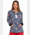 Photograph of Dickies Prints Women's Snap Front Warm-Up Jacket Nurse Life DK306-NULF