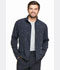 Photograph of Dickies Dynamix Men's Men's Zip Front Warm-up Jacket Labyrinth DK307-LBBL