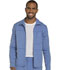 Photograph of Dickies Dynamix Men's Men's Zip Front Warm-up Jacket Blue DK310-CIE