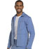 Photograph of Dickies Dynamix Men's Zip Front Warm-up Jacket in Ciel Blue