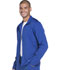 Photograph of Dynamix Men's Men's Zip Front Warm-up Jacket Blue DK310-GAB