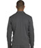 Photograph of Dynamix Men's Men's Zip Front Warm-up Jacket Gray DK310-PWT