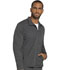 Photograph of Dickies Dynamix Men's Zip Front Warm-up Jacket in Pewter