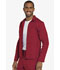 Photograph of Dickies Dickies Dynamix Men's Zip Front Warm-up Jacket in Red