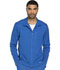 Photograph of Dickies Dynamix Men's Zip Front Warm-up Jacket in Royal