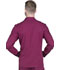 Photograph of Dickies Dickies Dynamix Men's Zip Front Warm-up Jacket in Wine