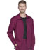 Photograph of Dynamix Men's Men's Zip Front Warm-up Jacket Red DK310-WIN